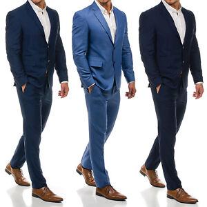 BOLF-Anzug-Sakko-Jacke-Blazer-Klassisch-Slim-Fit-Classic-Men-Herren-1J2-Casual