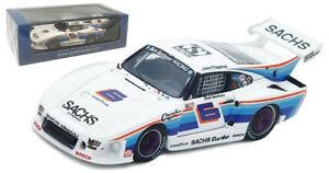 Spark 43se80 Porsche 935 K3 # 6 Vainqueur 12h Sebring 1980 - Échelle 1/43 9580006120809