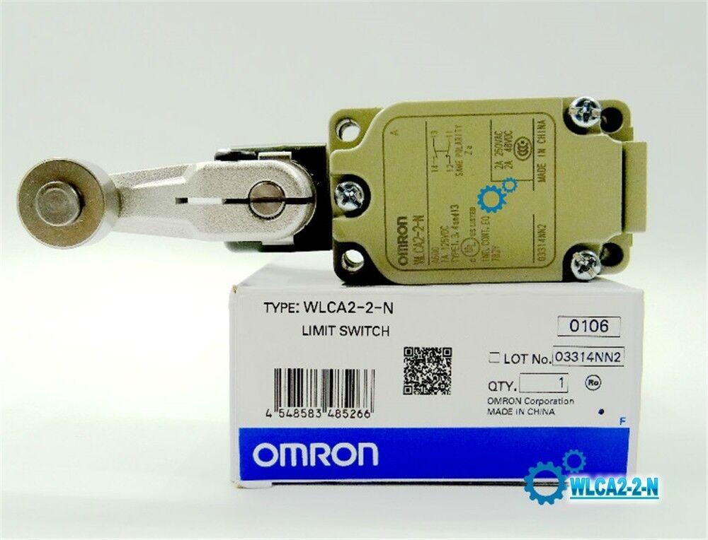 100% Genuine NEW OMRON WLCA2-2-N IN BOX WLCA22N