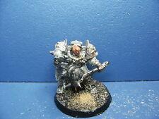 Inquisitor in Terminatorrüstung der Grey Knights UMBAU