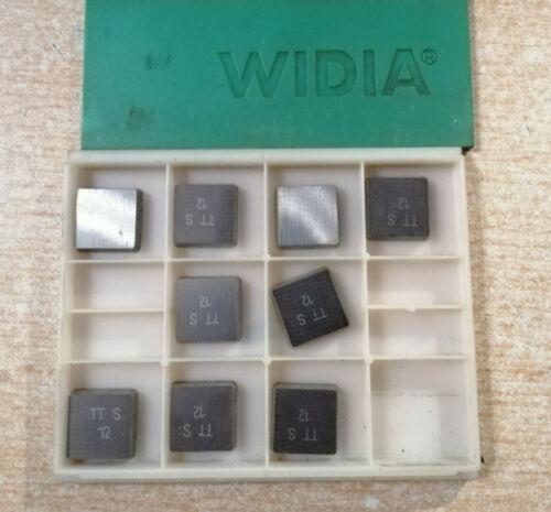 Nr 213 15 726 25 Neuware 9 x Widia Wendeplatten SPUN 120412 TTS