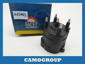 Cover Distributor Ignition Distributor Cap FACET OPEL Ascona Corsa Kadett