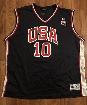 CHAMPION Basketball Jersey Size 48 NBA