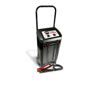 Manual Wheeled Battery Chargers  with Engine Start: 250/50/25/10 Amp SCUSC1445