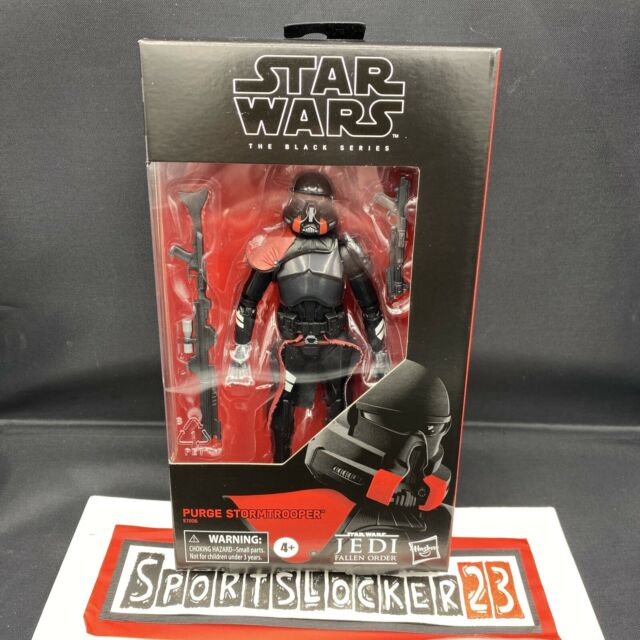 Hasbro: The Black Series Star Wars Purge Trooper E7206 GameStop NEW - IN HAND 🔥