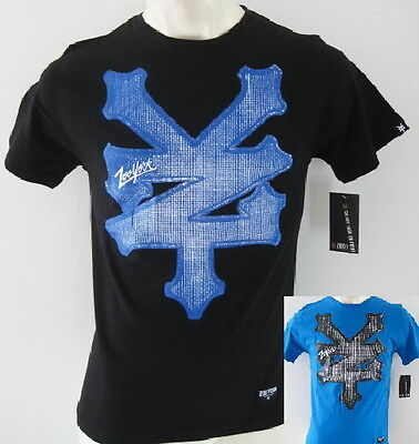 Brand New ZOO YORK Mens Premium T-shirt Top Tee Size S M L XL XXL hurley fox