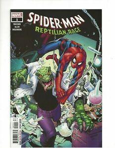 Spider-man-Reptilian-Rage-1-Marvel-Comic-1st-Print-2019-NM