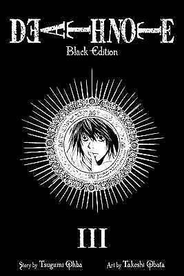 1 of 1 - Death Note Black Edition, Vol. 3 by Tsugumi Ohba (Paperback, 2011)