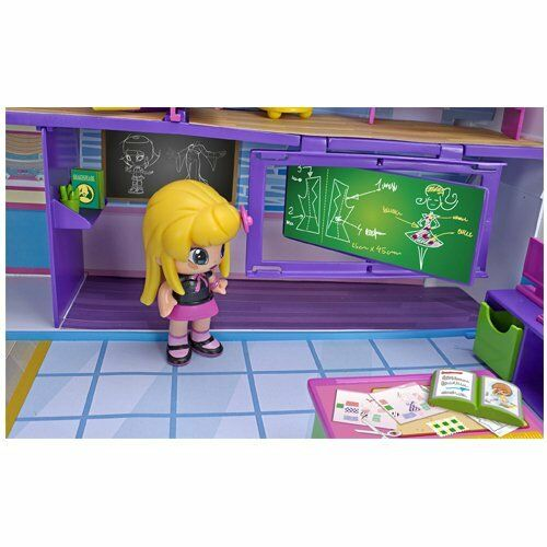 Pinypon Fashion House Playset Playset Playset Piny Institute of New York Boy Girl Toy NOVELTY 2e95be