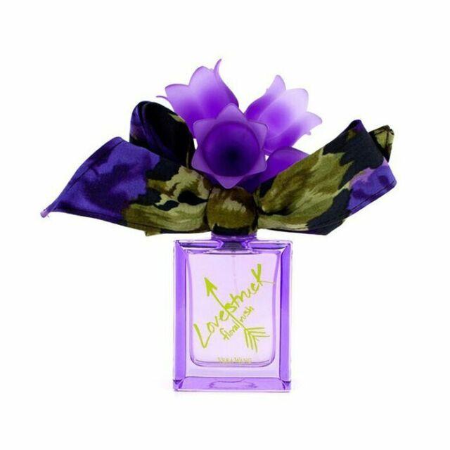 Vera Wang Lovestruck Floral Rush Eau De Parfum Spray 50ml Womens Perfume