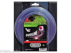 15M-debroussailleuse-1-6mm-pour-einhell-et-500-30-Oregon-Duoline-faible-bruit