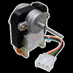 Erp erwr60x10168 condenser fan motor for ge wr60x10168 for Ge refrigerator condenser fan motor not working