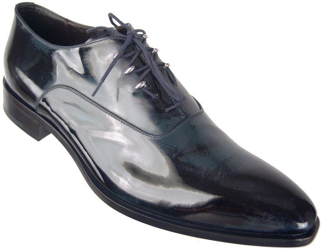 Authentic  875 Cesare Paciotti Pelle Oxfords   Oxfords  9 Italian Designer Shoes 58b903