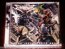 Dismember: Where Ironcrosses Grow CD 2004 Iron Crosses Candlelight USA NEW