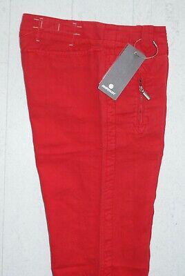Murphy & Nye Donna Pantaloni Tg. 33 Nuovo * (girovita 47,5 Cm) #00584- Luminoso A Colori