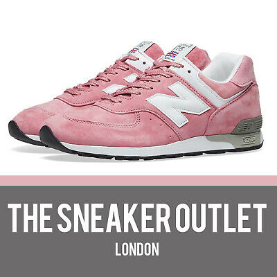 new balance 576 made in england pink