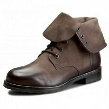 74048e7af6ce Clarks Ladies Lace-up Ankle Boots Minoa River Taupe Leather UK 7.5 RRP £100