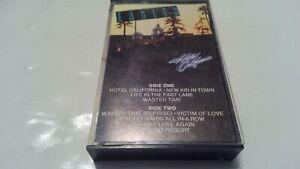 "The Eagles ""Hotel California"" Cassette Tape Classic Rock"