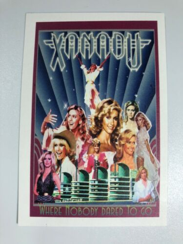 20 Pcs Xanadu Party Stickers 3inX2in Super durable decorate and person laptop