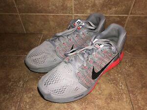 Nike-Lunarglide-Gray-Running-Cross-Training-Men-039-s-11