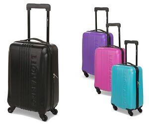 31l leonardo koffer reisekoffer handgep ck trolley koffer. Black Bedroom Furniture Sets. Home Design Ideas