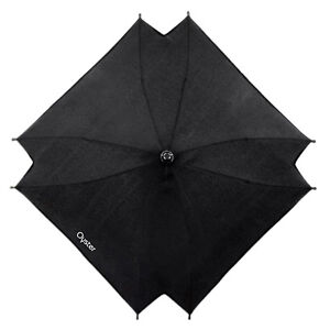 A-estrenar-en-bolsa-BABYSTYLE-OYSTER-parasol-en-negro-con-Abrazadera