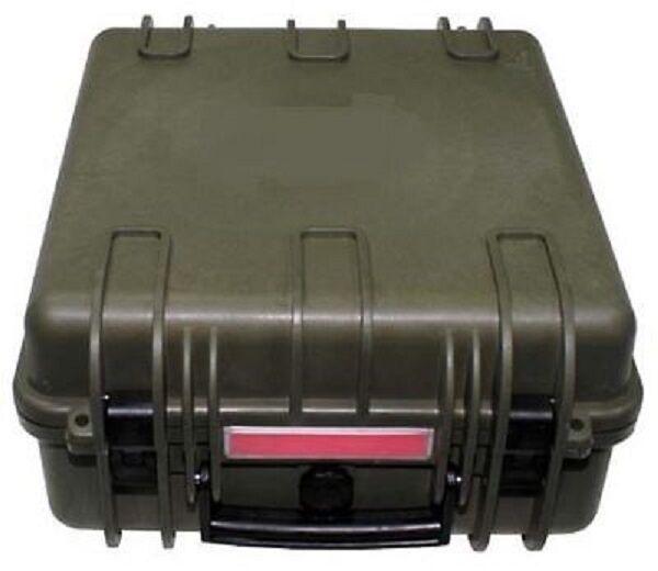 US Plastica Transport Esercito Militare Scatola Cassa Impermeabile 36x41 9x19 5