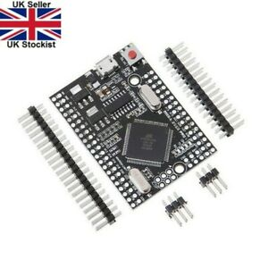 ATmega2560-16AU CH340G MEGA 2560 R3 Board With USB Cable Compatible ATF