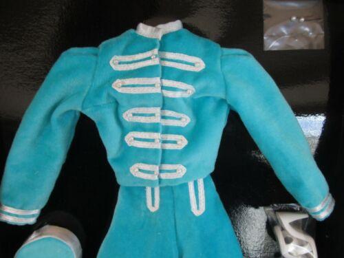 Gene Doll USHERETTE Turquoise Band Outfit  Ashton-Drake Collection NRFB