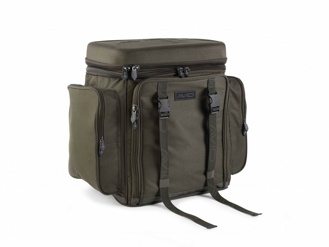 Avid Carp A-SPEC ruckpack A0430024-NUOVO 2019 +  FOC Tackle