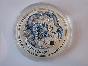 1-oz-2012-Perth-Mint-Australian-Silver-Colorized-White-Lunar-Year-of-the-Dragon