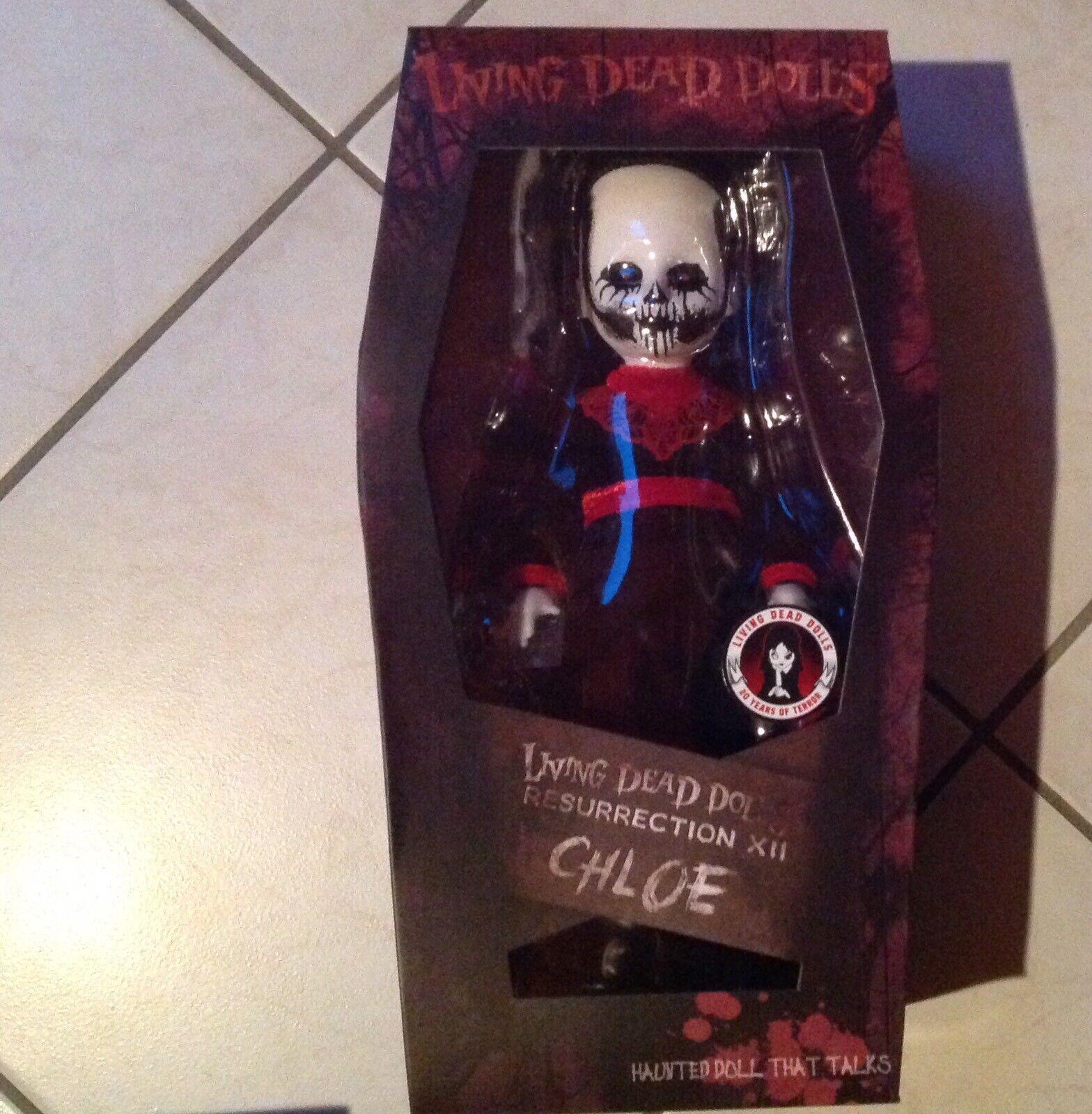 Living Dead Dolls Chloe Variant Neuve Sealed