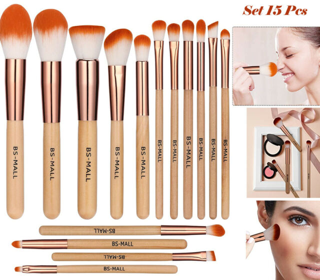 12pcs As Morphe Professional Cosmetic Makeup Brush Set Eyeshadow Foundation For Sale Online Ebay So morphe's newest launch is quite interesting.check out my first impressions and review of the today i'm finally testing the new morphe fluidity foundation and concealer on my oily skin for 8. 15 pc morphe professional cosmetic makeup brush set eyeshadow foundation brushes