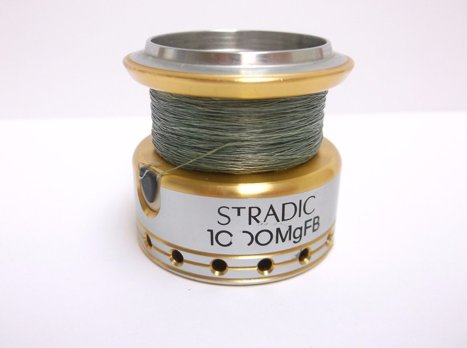 USED SHIMANO SPINNING REEL PART - Stradic 1000 MgFB - Spool Assembly  D