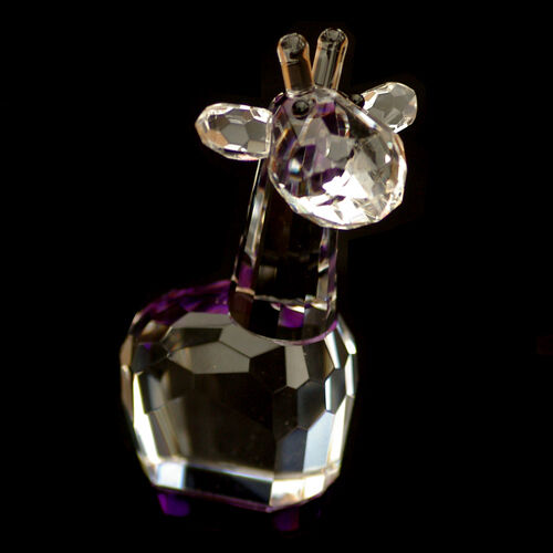 Giraffe Limited Edition Austrian crystal figurine ornament home decor RRP$269