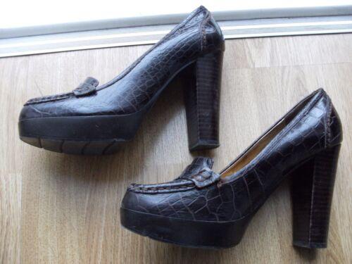 Guess scarpe Classy mocassino By piattaforma marrone eu sexy 36 Marciano rEnrxq0