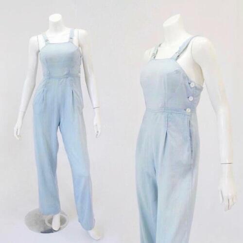 1940s Womens Overalls 40s Denim Overalls Womens De