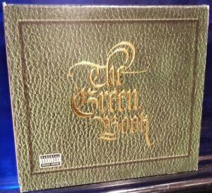 Twiztid-The-Green-Book-CD-1st-Press-insane-clown-posse-tech-n9ne-geto-boys-abk