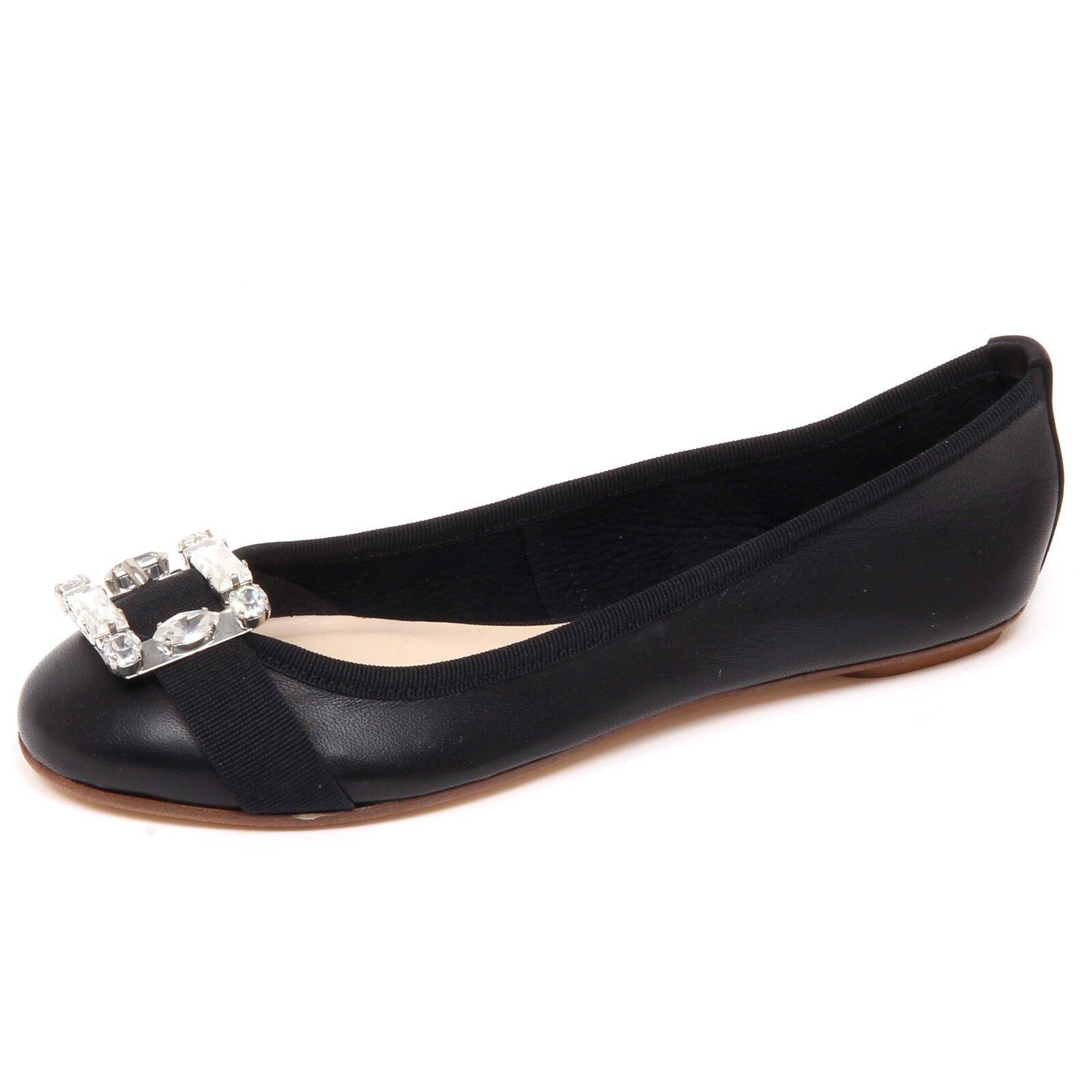 F3732 Negro Anna Baiguera annetteflex Bailarina mujer mujer mujer zapatos Zapatos Mujer  ahorra hasta un 70%