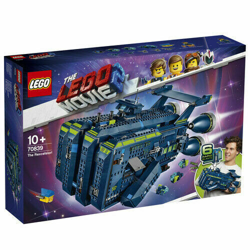 Lego The Movie 2 The Rexcelsior Set 70839 For Sale Online Ebay