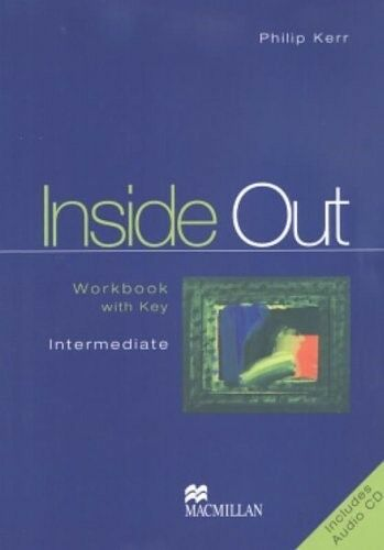 1 of 1 - Inside Out: Workbook Pack with Key: Intermediate, Philip Kerr, , Very Good Book
