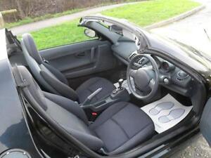 MERCEDES SMART ROADSTER CONVERTIBLE DRIVER SEAT  2005 GENUINE PARTS - Manchester, United Kingdom - MERCEDES SMART ROADSTER CONVERTIBLE DRIVER SEAT  2005 GENUINE PARTS - Manchester, United Kingdom