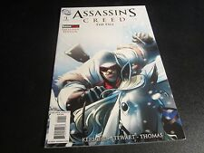 ASSASSIN'S CREED #1 THE FALL GAMESTOP EXCLUSIVE EDITION RARE !!