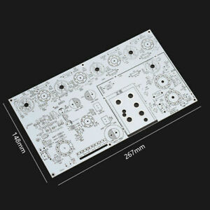Vacuum-Tube-FM-Radio-Vintage-Audio-Valve-Stereo-Receiver-Bare-PCB-Board-DIY-Kit