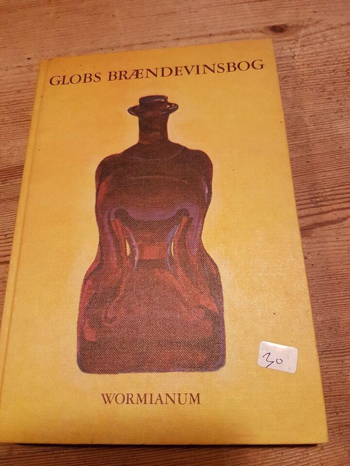 Globe brændevinsbog, Wormianum, emne: mad og vin