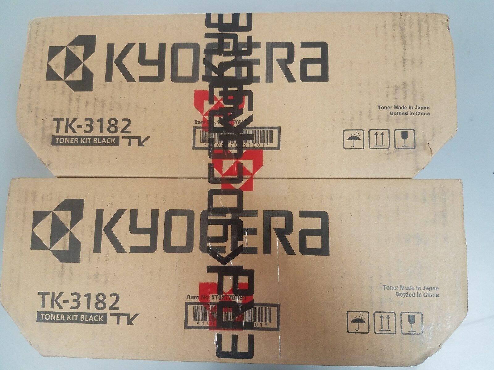 Kyocera TK-3182 Toner Cartridge Black