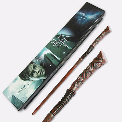Deluxe Harry Potter George Weasley Replica Magic Wand Costume Cosplay with Box