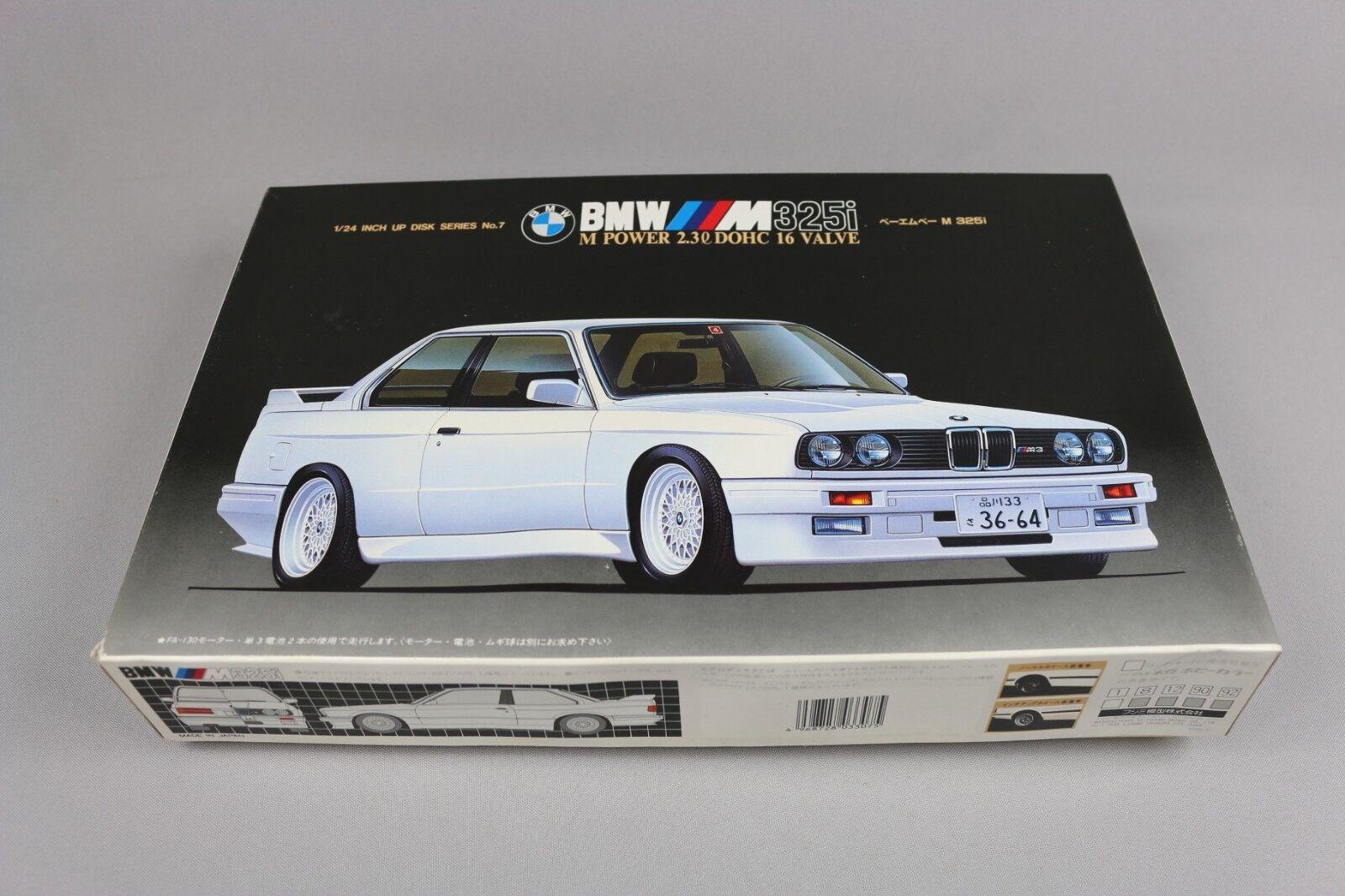 Zf1279 Fujimi 1 24 Maqueta Coche 03307-1000 BMW M325i M Power 2.3L Dohc 16v