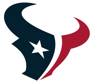 """Houston Texans NFL Vinyl Decal Sticker Reflective DECAL OFFICIAL NFL 3"""" Decal"""