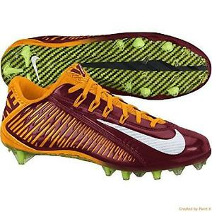 new styles 486d5 91b8e Image is loading Nike-Vapor-Carbon-PRO-Elite-Red-Gold-White-